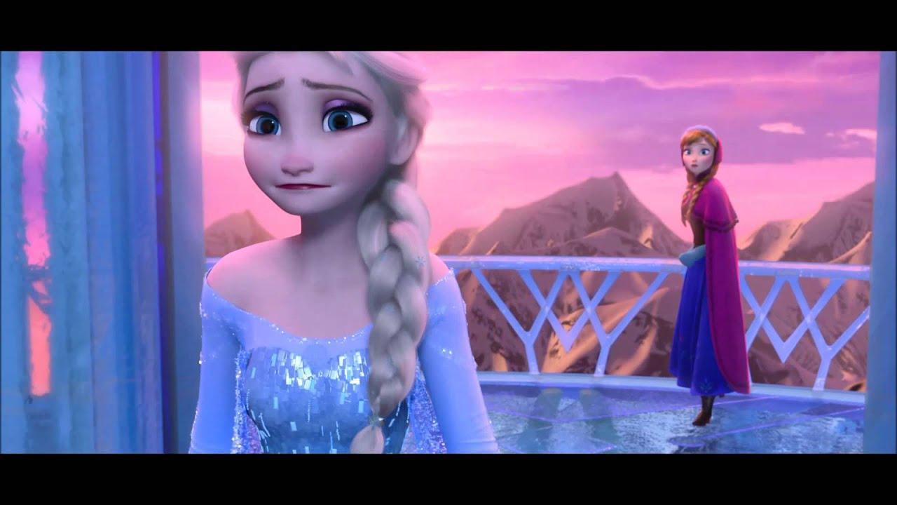 La reine des neiges le renouveau reprise hd youtube for Bureau reine des neiges