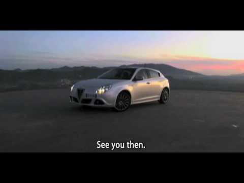 Alfa Romeo Giulietta Groenlicht Be Youtube