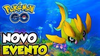 EVENTO DAS ÁGUAS ANUNCIADO - Pokémon Go | PokeNews