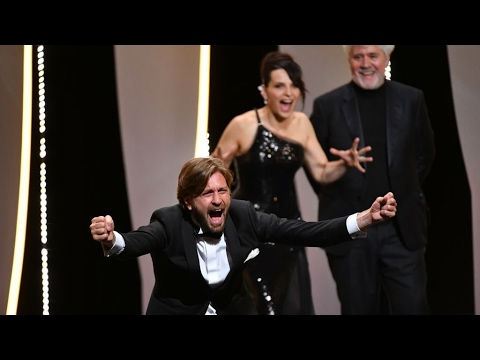 Cannes 2017: Sweden's Ruben Östlund wins Palme d'Or for 'The Square'