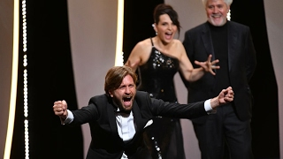Cannes 2017  Sweden's Ruben Östlund wins Palme d'Or for 'The Square'