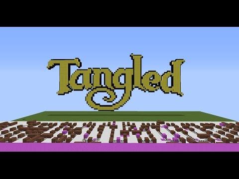 Tangled - I See the Light [Minecraft Noteblocks]