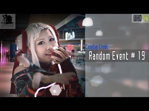 [4k UHD] Cosplay: Random Event #19