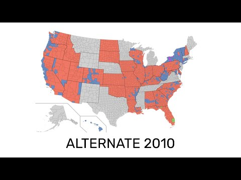 What if Mike Huckabee Won the 2008 Republican Nomination [EP 2] 2010 Midterms