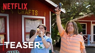 Wet Hot American Summer: First Day of Camp - Celebrate Your Heritage - Netflix [HD]