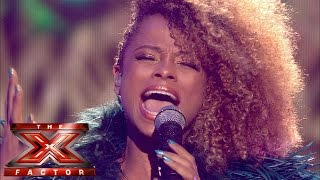 Download Fleur East sings Alicia Keys' If I Ain't Got You | Live Week 8 | The X Factor UK 2014 Mp3 and Videos
