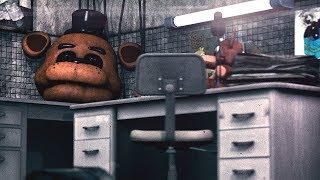 [SFM FNAF] Old Memories #5 - Five Nights at Freddy's SAD Animation