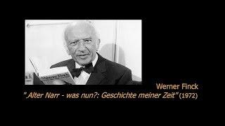 "Werner Finck: ""Alter Narr – was nun?"" (1972)"