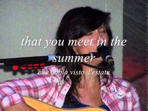 Elisa - Indian Summer + The Spy (The Doors Cover) live @ Redipuglia - Raduno EFC 2013