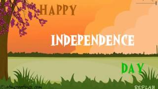Indian Independence Day | Ecard | Greetings Card | 05 06
