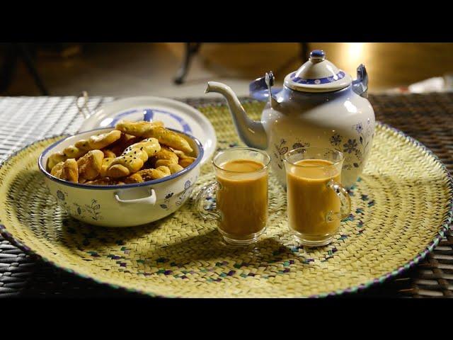 #وجبات_15_ثانية : شاي كرك - Karak Tea