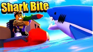 THE BAILARON SHARK ATTACKS!! - ROBLOX SHARKBITE