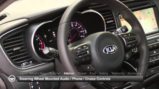 2015 Kia Optima Test Drive