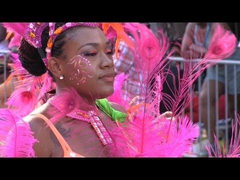 St.  Thomas, U.S. Virgin Islands - Carnival  Adult's Parade 2014, St. Thomas This Week Magazine