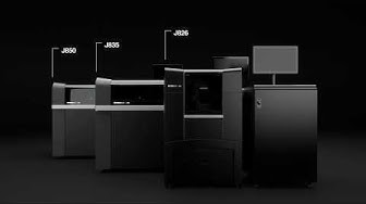 Stratasys J8 Series 3D Printers | Designed for Designers