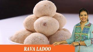Rava Ladoo - Mrs Vahchef