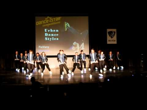 DanceStar Slovakia 2014 - Beatrix Formation - 1st place Formation Seniors