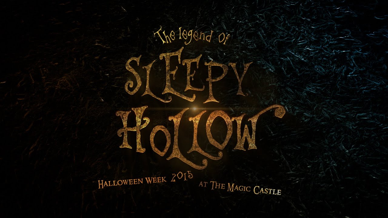 the legend of sleepy hollow analysis The legend of the sleepy hollow by washington irving (character sleepy hollow the legend of the sleepy hollow by washington irving (character analysis.