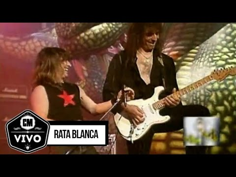 Rata Blanca (En vivo) - Show Completo - CM Vivo 2003