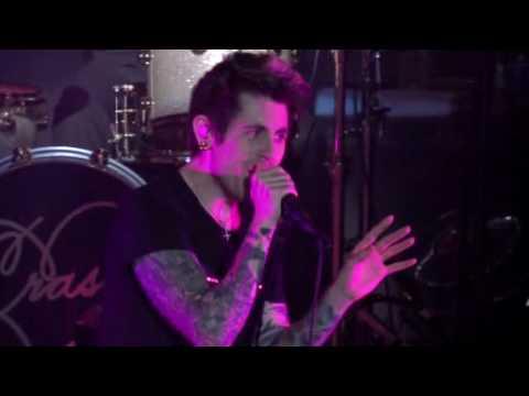 AFI - Beautiful Thieves (Live) [Festival Ulalume MTV 23/10/09]