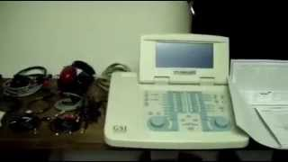 Grason-Stadler GSI 61 Clinical Audiometer