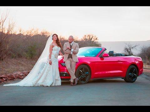 Clint Brink and Steffi van Wyk's wedding | FULL INSERT