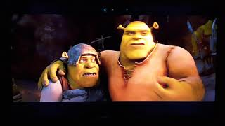 Shrek forever after Ear Horn Scene