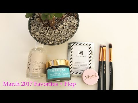 March 2017 Green/Eco Favorites + Flop