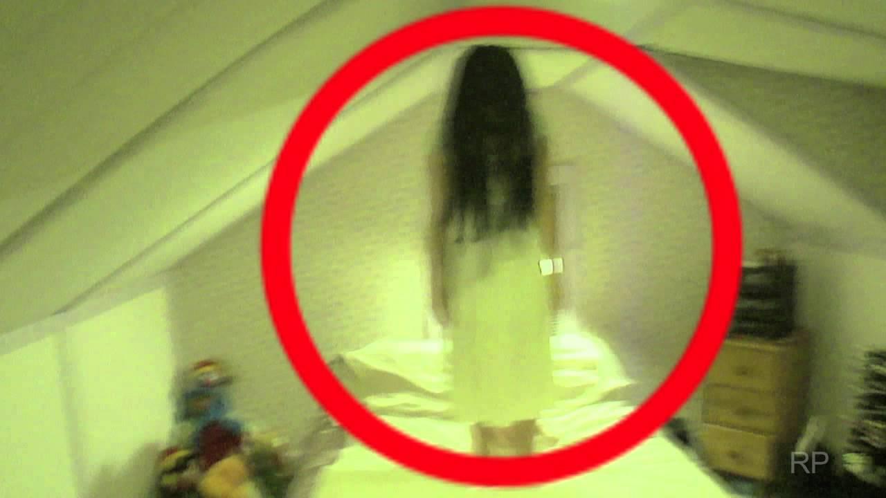 Ghost Girl Haunting Inside Old Girls Bedroom SEASON 2