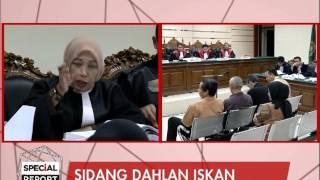 Sidang Dahlan Iskan Dengarkan Kesaksian Karyawan dari PT PWU - Special Report 17/01