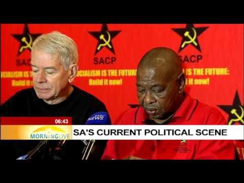 Political analyst Ralph Mathekga - SA's current political scene