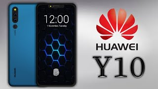 Huawei Y10 - 4 Camera, IPS LCD Display, Hisilicon Kirin 970, (Price & Launch Date) 2019