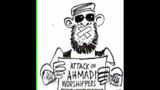 Pakistan's reaction on attack on Ahmadis- a cartoonist view