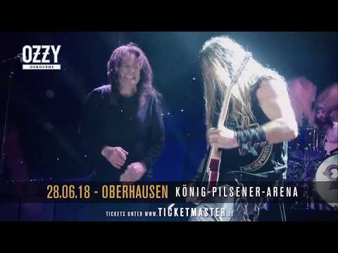 "Ozzy Osbourne ""Farewell Tour"" 