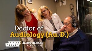 JMU Doctor of Audiology (Au.D.)