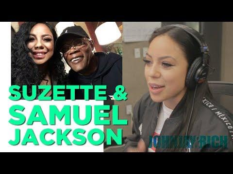 In-Studio Videos - Suzette Samuel L. Jackson in New York...WHAT?!?!