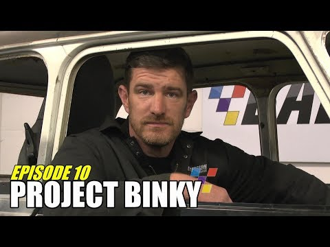 Project Binky - Episode 10 - Austin Mini GT-Four - Turbochar