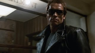 Terminator - Police Station Shootout HD