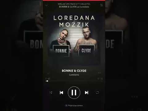 MOZZIK FEAT. LOREDANA - BONNIE CLYDE