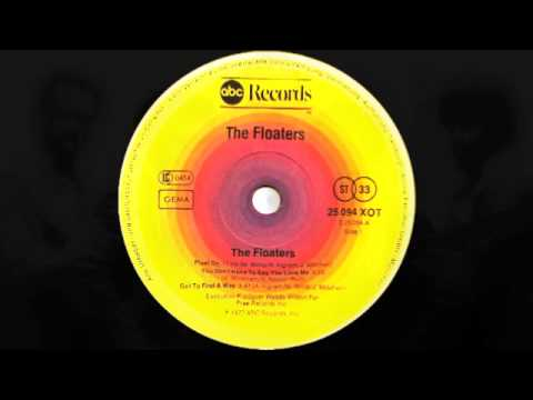 The Floaters - Float On (Extended Version)  ABC Records 1977