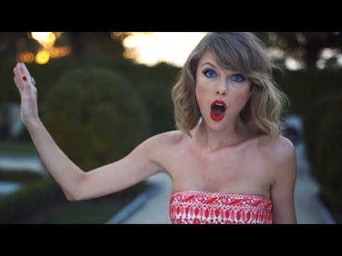Taylor Swift Music Videos But It's Just The Song Titles