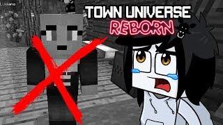 TOWN UNIVERSE REBORN: TENGO UNA MALDICIÓN #16 (Minecraft Serie de Mods)