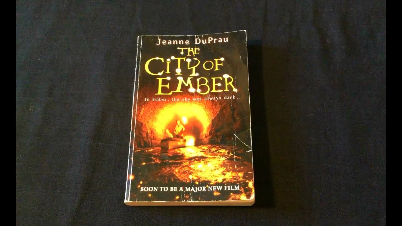 city of ember book reveiw Ember is a city that was built to ensure that humans survived some disaster and the city is powered by electricity from a mysterious generator i am fascinated by the controlled environment in which the people of ember have lived.
