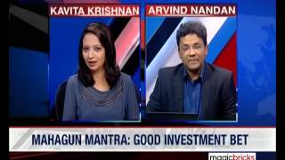 Is Mahagun Mantra a good investment for a 4-5 year horizon?- property Hotline