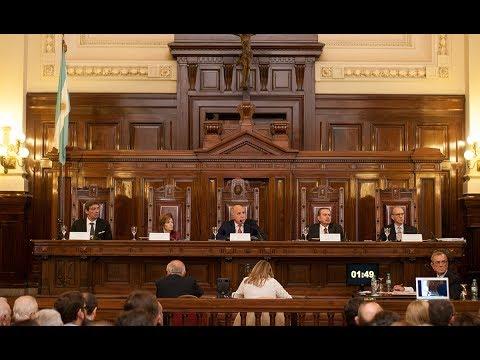Se realizó una audiencia pública ante la Corte Suprema en causa por una demanda de La Pampa contra Mendoza vinculada al río Atuel