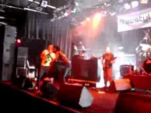 Freestylers LIVE in Sydney - Calling