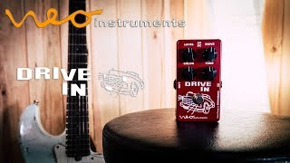 Neo Instruments DRIVE IN - Demo by A. Barrero