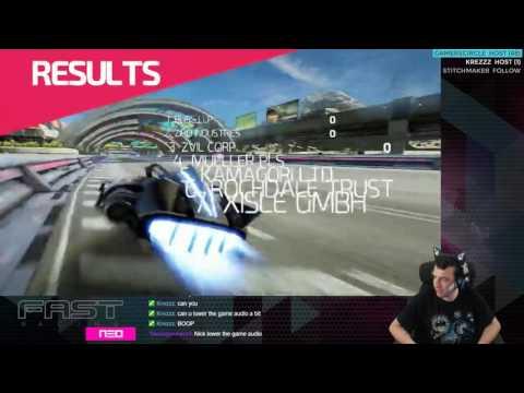 Fast Racing Neo (aka NOT F-ZERO)