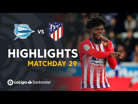 Atlético Madrid vs Deportivo Alavés
