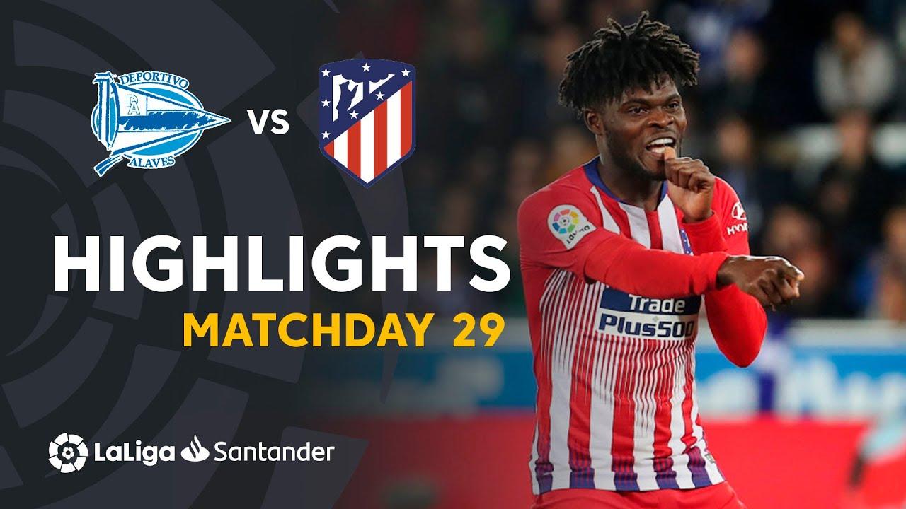 Atlético Madrid 1-0 Deportivo Alavés: Player Ratings ...  |Atlético Madrid--alavés